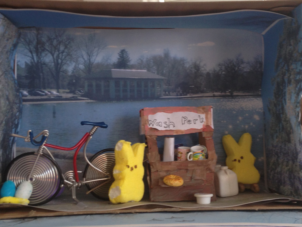 . Coffee Bikes In Wash Park Ryder Rickard Age 9