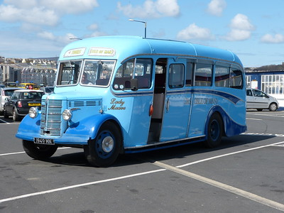 Classic Buses 2012