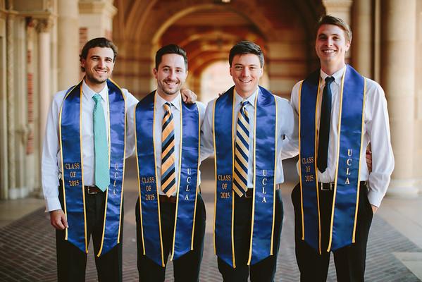 Connor, Mike, Ryan, Preston