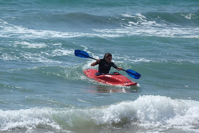 Oct 3 - Provatas surfing with A and P