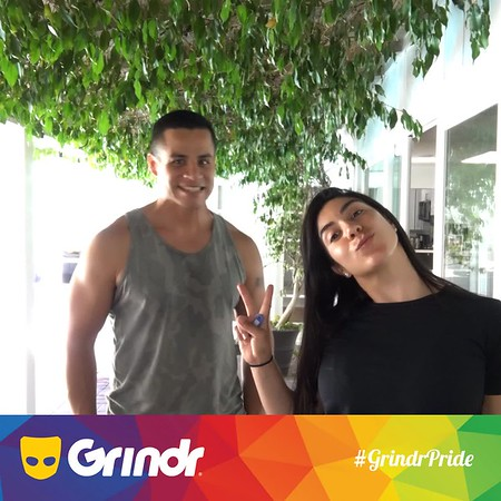 Grindr Pride Party LA MP4s