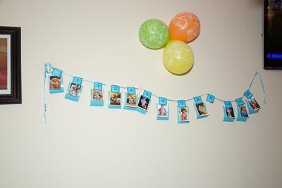Jugaadh 1st birthday