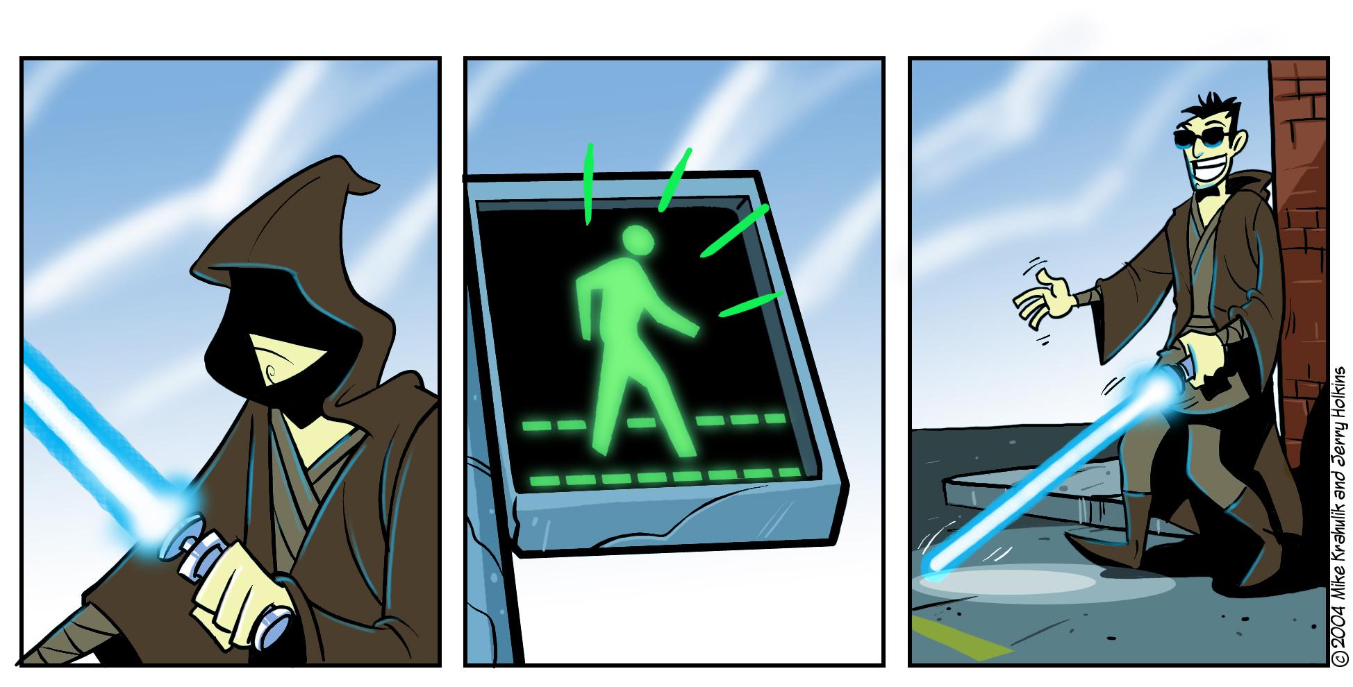 Torun Jax, Blind Jedi