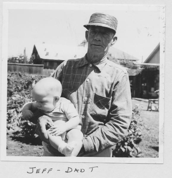 Jeff, Grandpa Trogdon