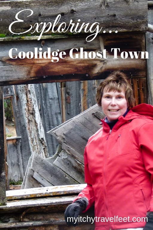Exploring Coolidge Ghost Town in Montana
