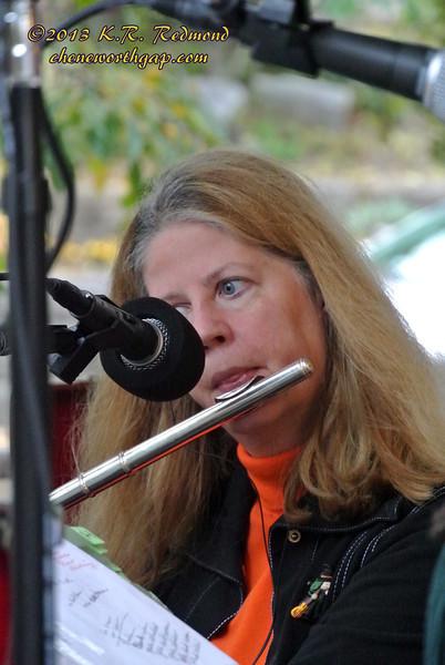 Jeannie on Flute