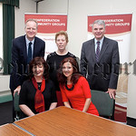 Pictured at the Launch of The Confederation of Community Groups