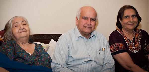 Husain Sherriff in Mumbai