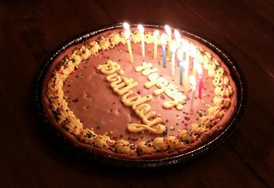 Carson's 14th Birthday