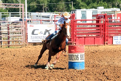 Sr Barrel Racing