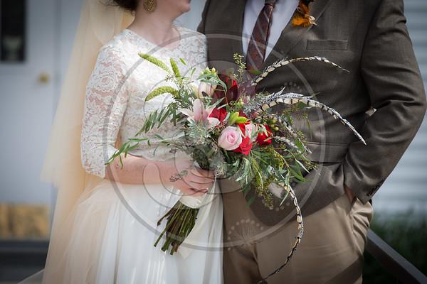 Nathaniel & Hannah wedding