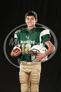 StG Football 2016-17 Portraits (St Gregory)