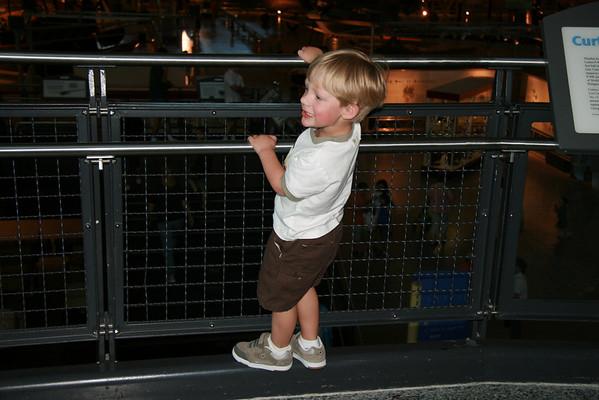 Jones Family - July, 2008 - Hudson 2 months