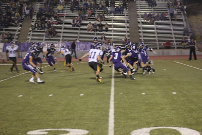 Lassen Football vs Shasta