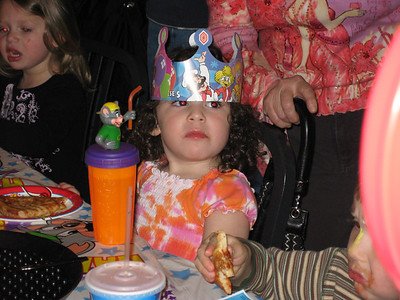 Hailey's Third Birthday
