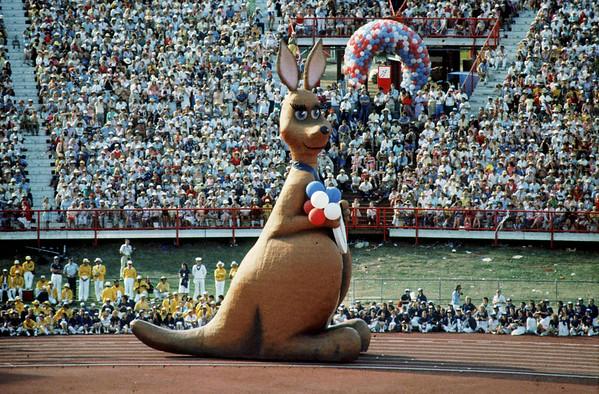 Commonwealth Games Brisbane 1982