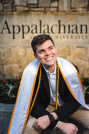 Brian Land Graduation