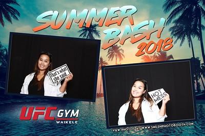 UFC summer bash pb pics