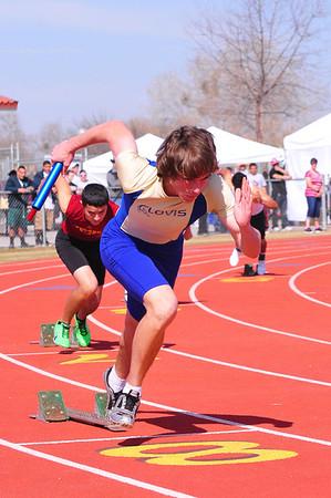 CHS Track & Field 2012
