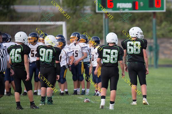PR Football Middle School 09122019 Mars