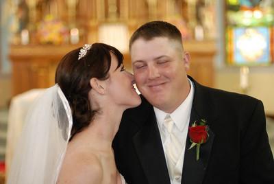 Justin and Kristin 06/02/07