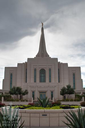 Mormon Temple (Gilbert, AZ)