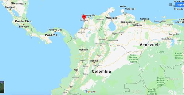 Entire Colombia Trip