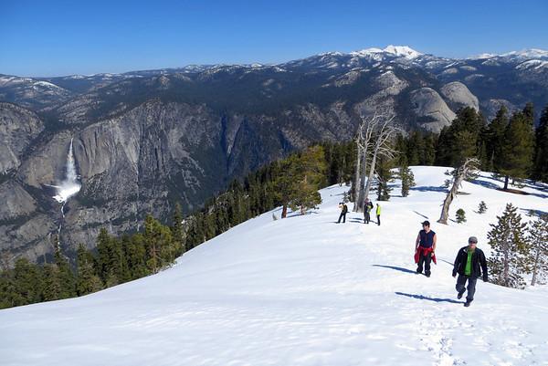 Glacier Point: Mar 22-24, 2013