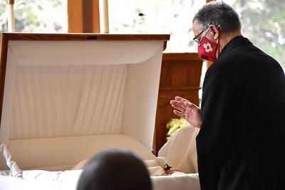 Funeral for Fr. Bob Tucker, SCJ