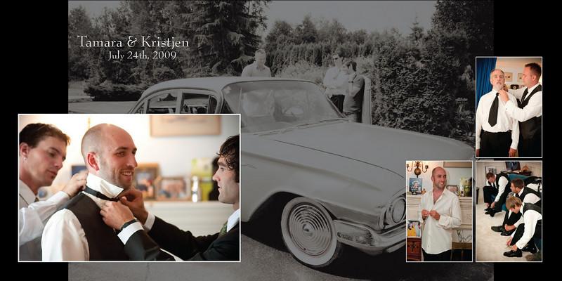Wedding Album - July 24 09