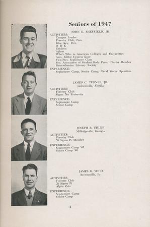1947 Cypress Knee