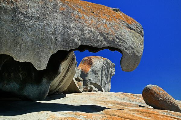 Kangaroo Island - Remarkable Rocks
