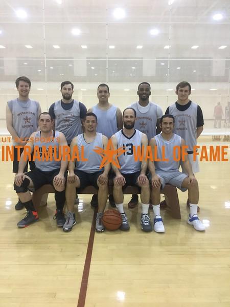 Spring 2018 Basketball Graduate Champion NWO