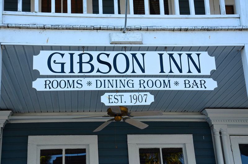 Since 1907 the Gibson Inn has served as the hospitality center of Apalachicola and is landmark of the community.