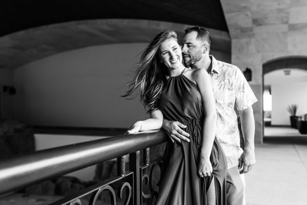 Grand Solmar Engagement session