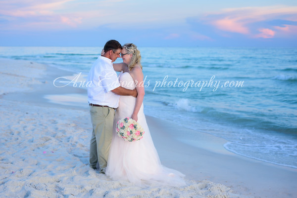 Mr. and Mrs. Bowman  |  Panama City Beach