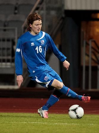 Eldri myndir af karlalandsliðum (2010-2013)
