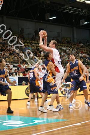 Razorbacks Vs Hawks 26-11-05