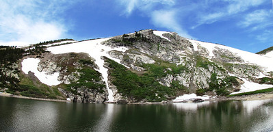 St Mary's Glacier 2013