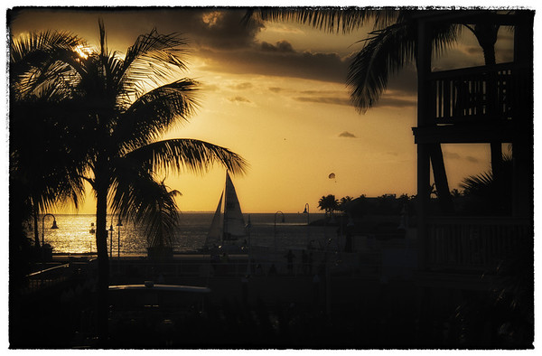 Mallory Square And Pier