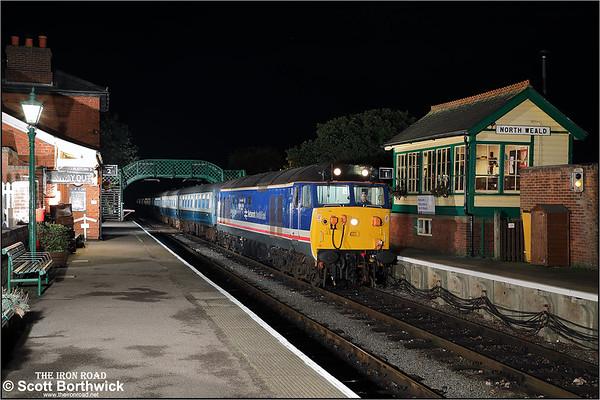 Epping Ongar Railway (20/10/2017)