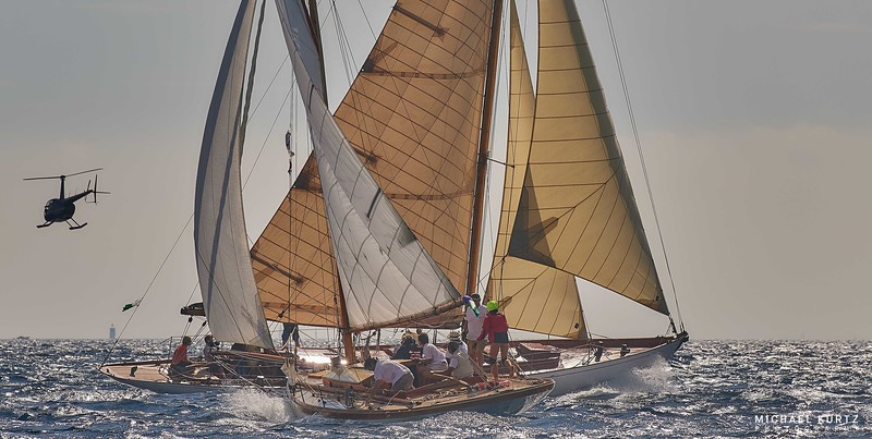 Impressions of Classic Yacht Racing