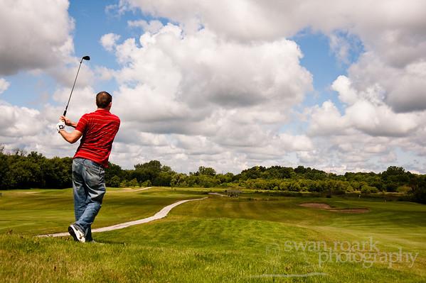 Cowan-Strains Golfing
