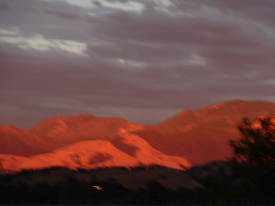 sunsets 2012