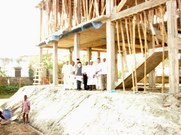 Foundation Laying Ceremony