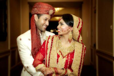 Jibran-Sana wedding