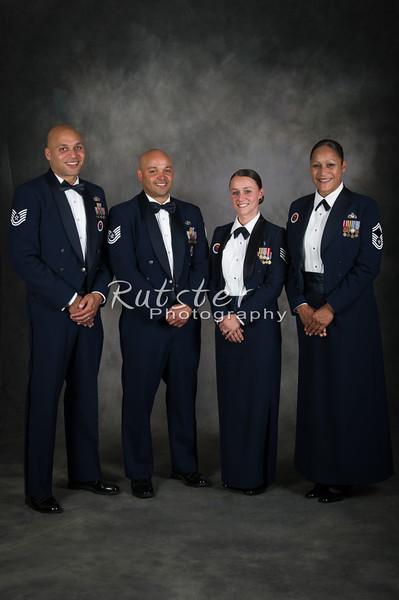 Scott AFB ALS Graduation