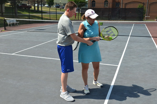 Summer School Tennis Clinic
