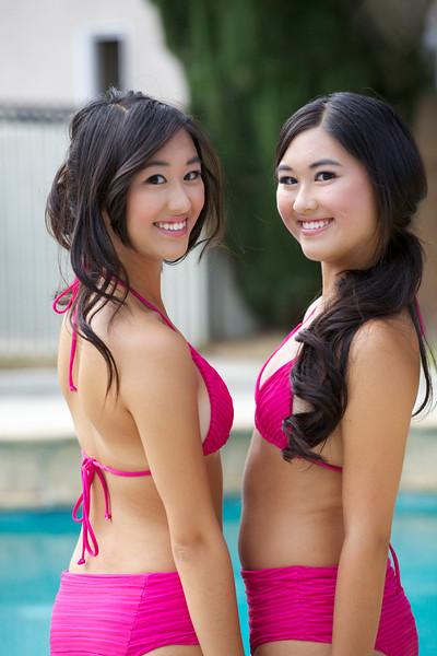 Aqualillies - Ni Twins full gallery