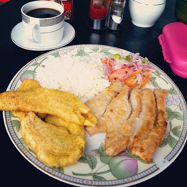 I_love_fish_for_breakfast_but_this_was_the_small_portion__Only_one_cup_of_rice_and_2_plantains_with_Nescafe_of_course..jpg